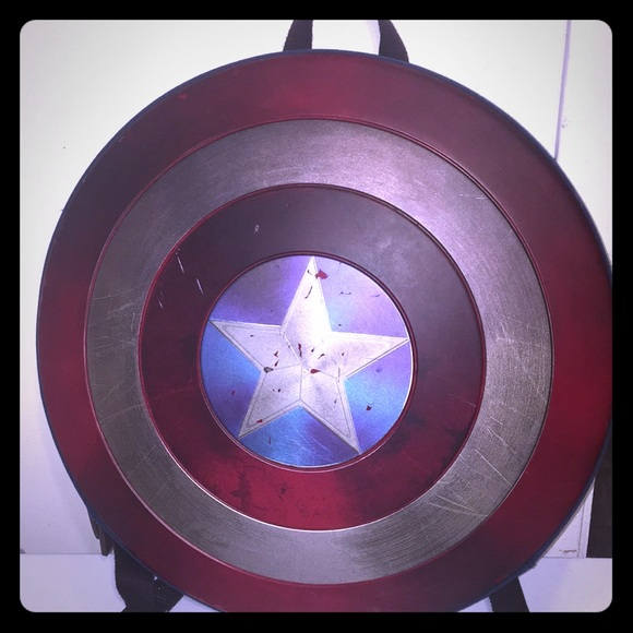 Marvel Accessories Captain America Backpack Poshmark